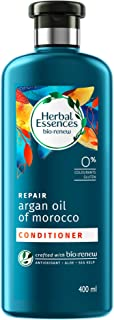 Herbal Essences bio:renew Argan Oil of Morocco CONDITIONER, 400ml | No Parabens No Colourants