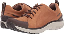Tan Nubuck/Leather Combi