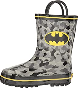 Batman Rain Boots BMS503 (Toddler/Little Kid)