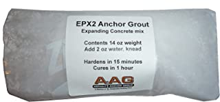 Grout for anchoring to asphalt (6-pack)
