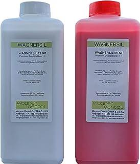 Wagnersil 22NF Caoutchouc-silicone de duplication de qualité supérieure (mou) 2kg