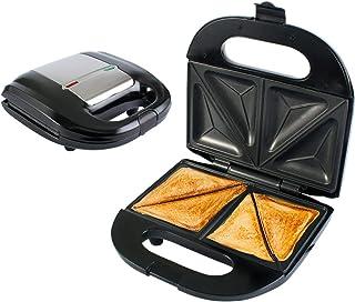 Máquina multifunción para sándwiches Panini Máquina Spit Driver Home Omelet Máquina de desayuno con calefacción de doble c...