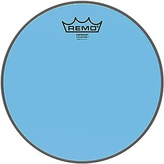 Remo Emperor Colortone Blue Drumhead ,10
