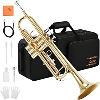 quality brass trumpets