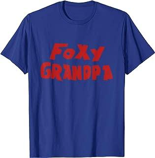 Foxy Grandpa Funny T-Shirt
