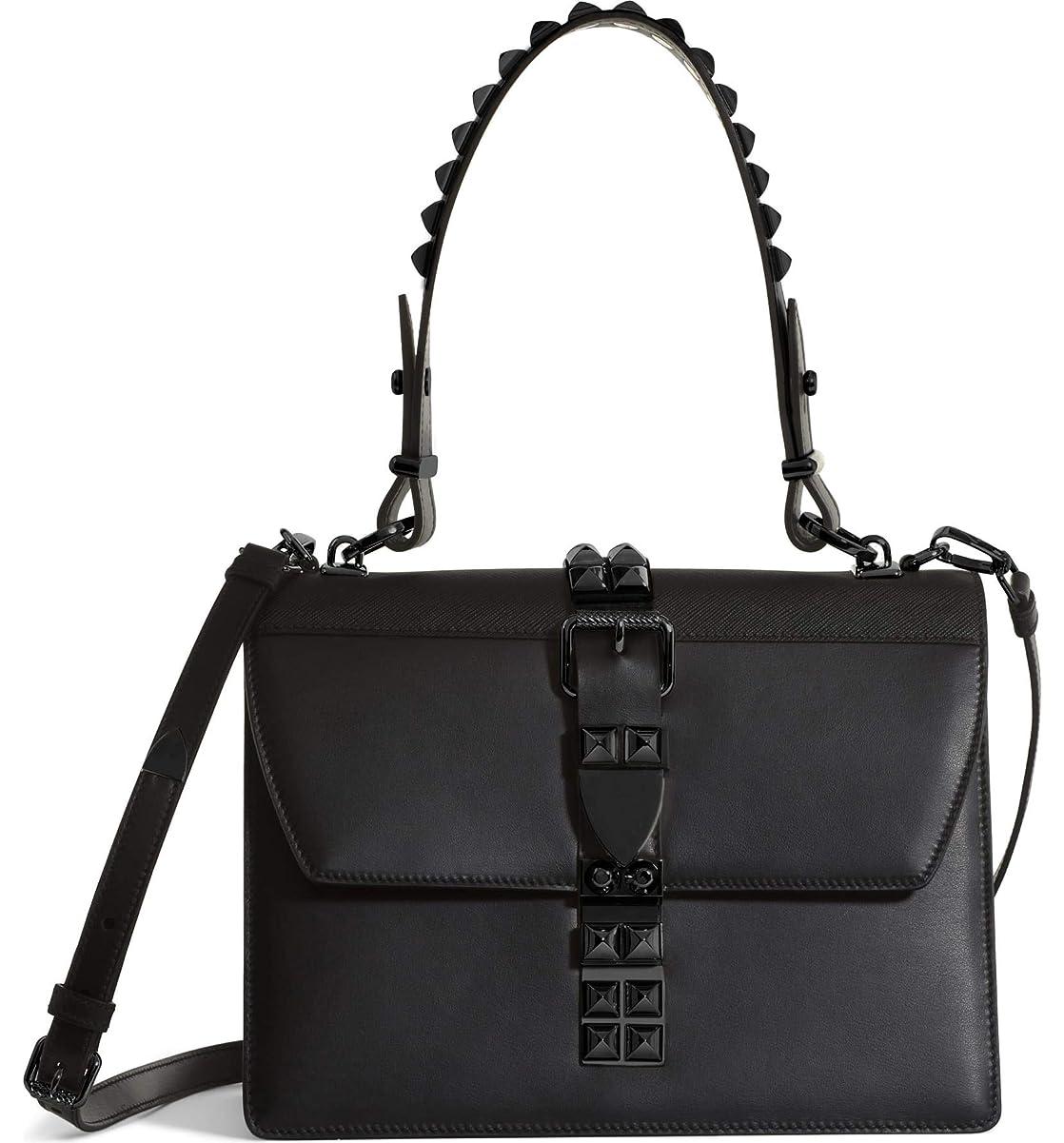 欺スキップクリップ[プラダ] レディース ハンドバッグ Prada Elektra Top Handle Bag [並行輸入品]