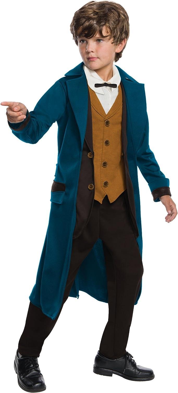 Rubies Fantastic Beasts And Where To Find Them Boys Deluxe Newt Costume L B01MRCM36N Elegantes Aussehen  | Hohe Qualität und Wirtschaftlichkeit