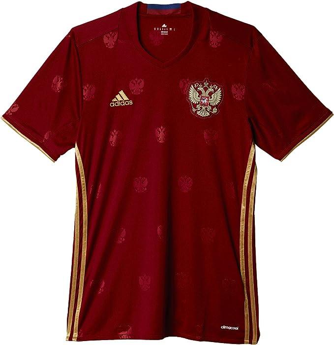 adidas Russia Home Men's Jersey- Euro 2016
