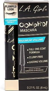 L.A. Girl Oomph'd Super Black Mascara