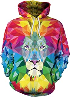 3D Realistic Octopus Graphic Design Pullover Fleece Sweatshirts Hoodie for Youth Women Men