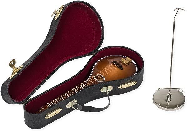 Broadway Gifts 7 Mandolin Instrument Miniature