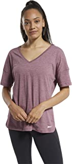 Women's Training Supply Activechill Cotton V-Neck T-Shirt