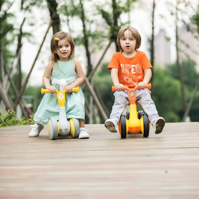 Kupper Kinderbalanswagen, wagen, baby peuter, 1-3 jaar, geen pedalen, achtbaan, vierwielig. Oranje. Oranje.