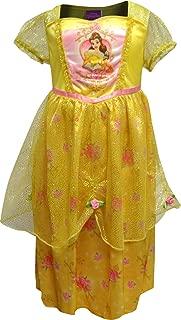 Disney Girls' Princess Belle Fantasy Nightgown