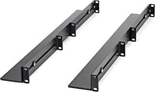 StarTech.com 1U 19 inch Server Rack Rails - 24-36 inch Adjustable Depth - Universal 4 Post Rack Mount Rails - Network Equi...