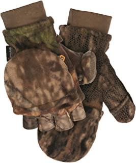 Scent-Lok Men's Fleece Pop Top Gloves