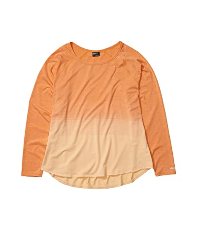 Marmot Plus Size Cabrillo Long Sleeve (Sweet Apricot) Women