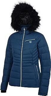 Womens/Ladies Glamorize Luxe Ski Jacket (10 US) (Blue Wing)