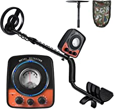 UNIROI Metal Detector Waterproof for Adults Kids with Two Modes, High-Accuracy Pinpointer with LED Flash Light