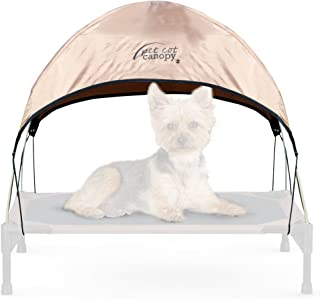 K&H Pet Products Pet Cot Canopy (Cot sold separately)