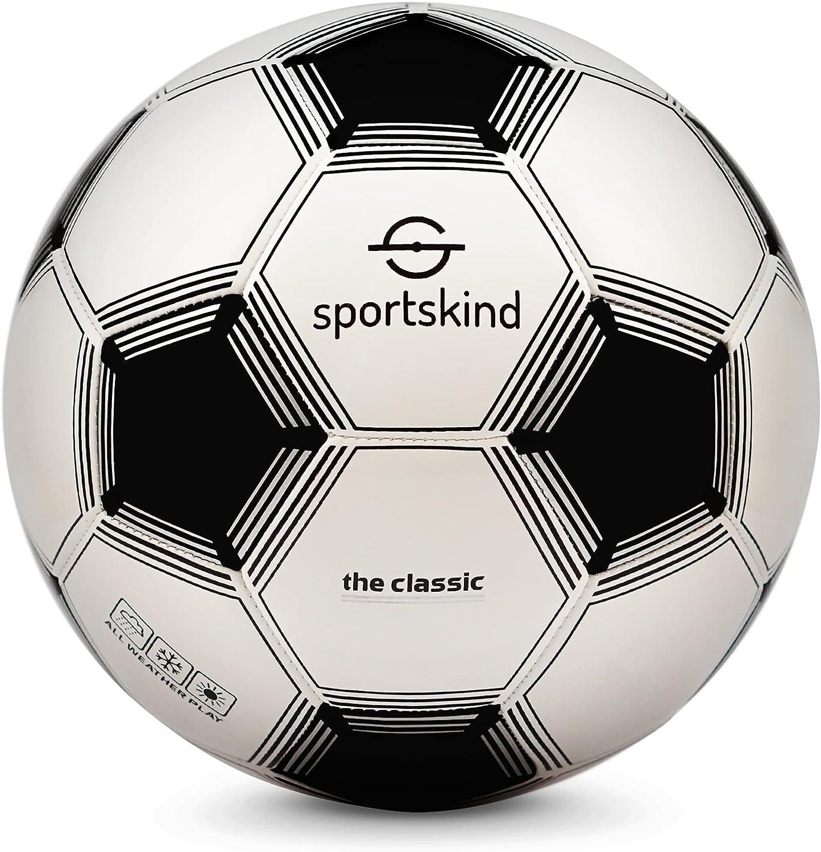 Sportskind Traditional Soccer Spasm price Ball - Size 5 4 3 Classic Socc Surprise price