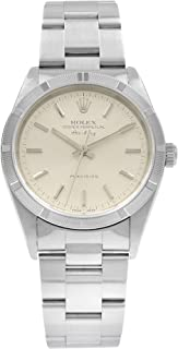Rolex Air-King Automatic-self-Wind Male Watch 14010 (Certified Pre-Owned)