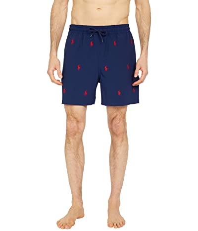 Polo Ralph Lauren 5.5 Traveler Swim Trunks Men