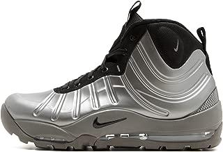 Men's Air Bakin' Posite Sneaker Boots (10, Black/Anthracite/Black)