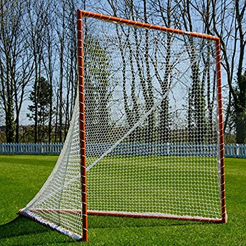 Net World Sports Backyard Lacrosse Goal – Bring Fast Paced Lacrosse Action to Your Backyard (Single)