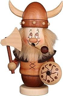 German Incense Smoker Gnome Viking - 14,5cm / 6 inch - Christian Ulbricht