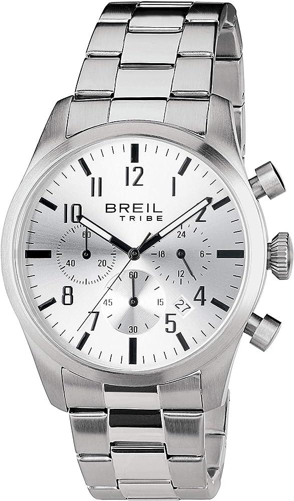 Breil - orologio da uomo classic elegance in acciaio 7612901732251