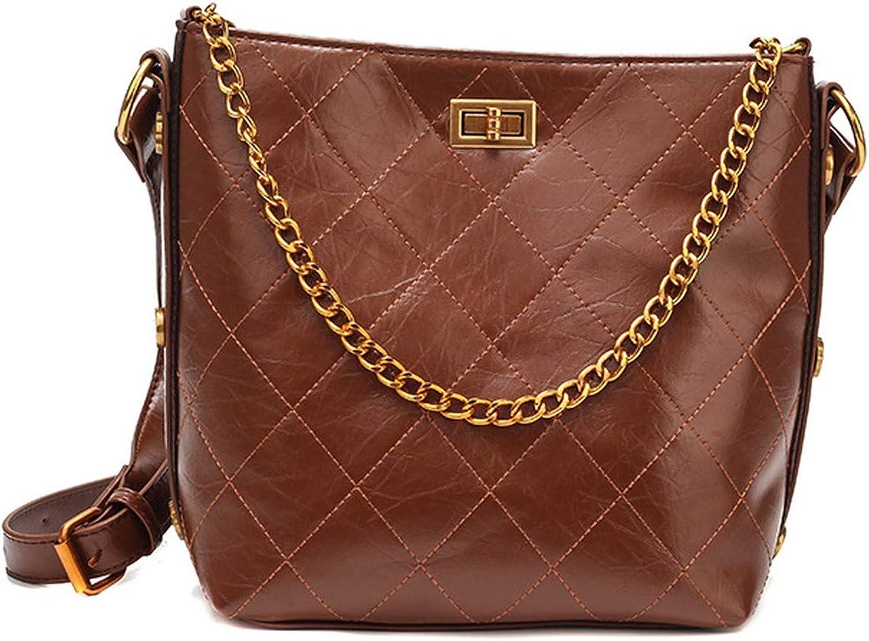 271d87b680644 Small-shop Small-shop Small-shop handbags Damen Handtasche mit Kette ...