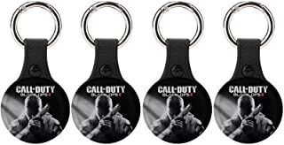$31 » Call Me Duty AirTag 2021 Protective Case Soft TPU Anti-Scratch Lightweight Protective Skin Cover Finder Keychain Accessory...