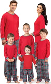 Classic Matching Family Pajamas - Matching Pajamas, Gray