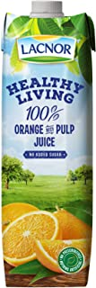 Lacnor Health Living Orange Juice - 1 Litre