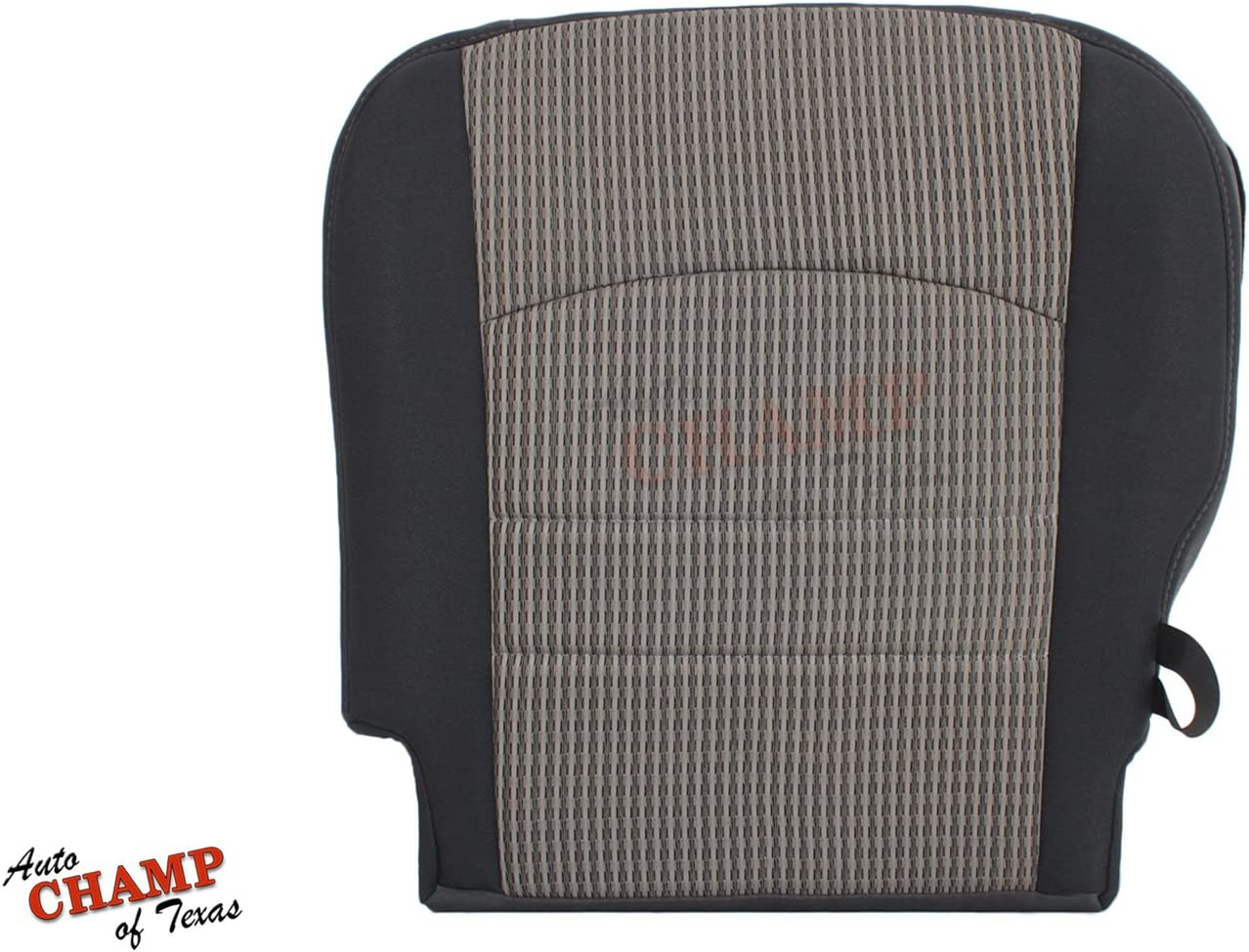 Auto Inexpensive Champ of Texas - Driver Seat Today's only Side Cloth Replacement Bottom