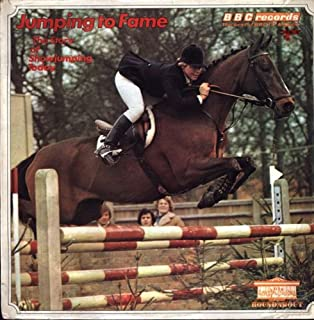 Jeanine McMullen - Jumping To Fame The Story Of Showjumping Today - BBC - 106M VG++/NM LP
