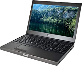 Dell Precision M4800 15.6in Laptop, Core i7-4810MQ 2.8GHz , 16GB RAM, 1TB Hard Drive, DVDRW, Win10P64 (Renewed)