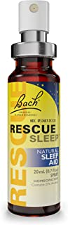 bach rescue spray night
