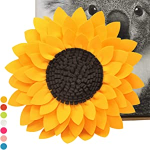 Sunflower Decorative Throw Pillows 3d Flower Pillow Accent Round Pillow Sunflower Decorations Flower Shaped Decor For Living Room 14 5 Flower 13 Round Pillow With Insert Sunny Home Kitchen Amazon Com