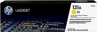 Hp 131a Laserjet Toner Cartridge, Yellow [cf212a]