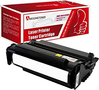 Awesometoner Compatible 1 Pack Dell S2500 Toner Unit For Dell 2500 , S2500 High Yield 10,000 Pages