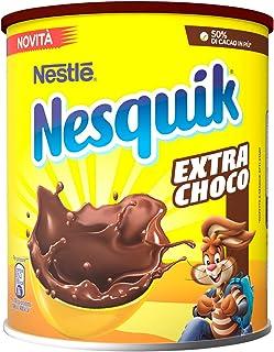 Nesquik Extra Choco Cacao soluble para leche, bote de 390 g