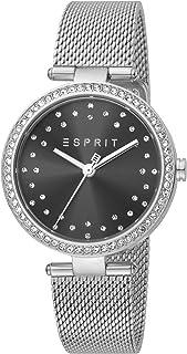 ساعة روسيل عصرية بحركة كوارتز للنساء من اسبريت، موديل ES1L199M0045