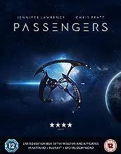 Passengers with Script & Postcards 4K Ultra HD 2017