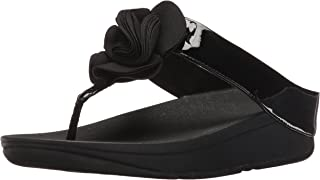 FitFlop Womens Womens Florrie Toe-Thong Sandal