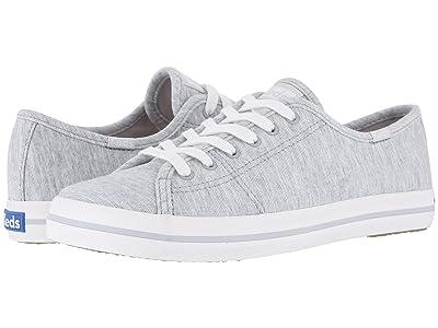 Keds Kickstart Stripy Jersey (Light Gray) Women