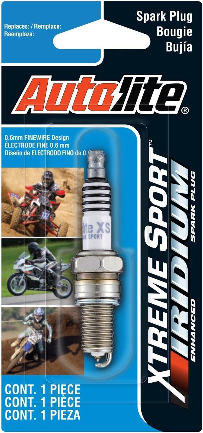 Autolite XS4162DP Xtreme Sport Iridium sale Max 44% OFF Powersports Spark Plug