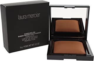 Laura Mercier Candleglow Sheer Perfecting Powder 6 Deep for Women - 0.3 oz