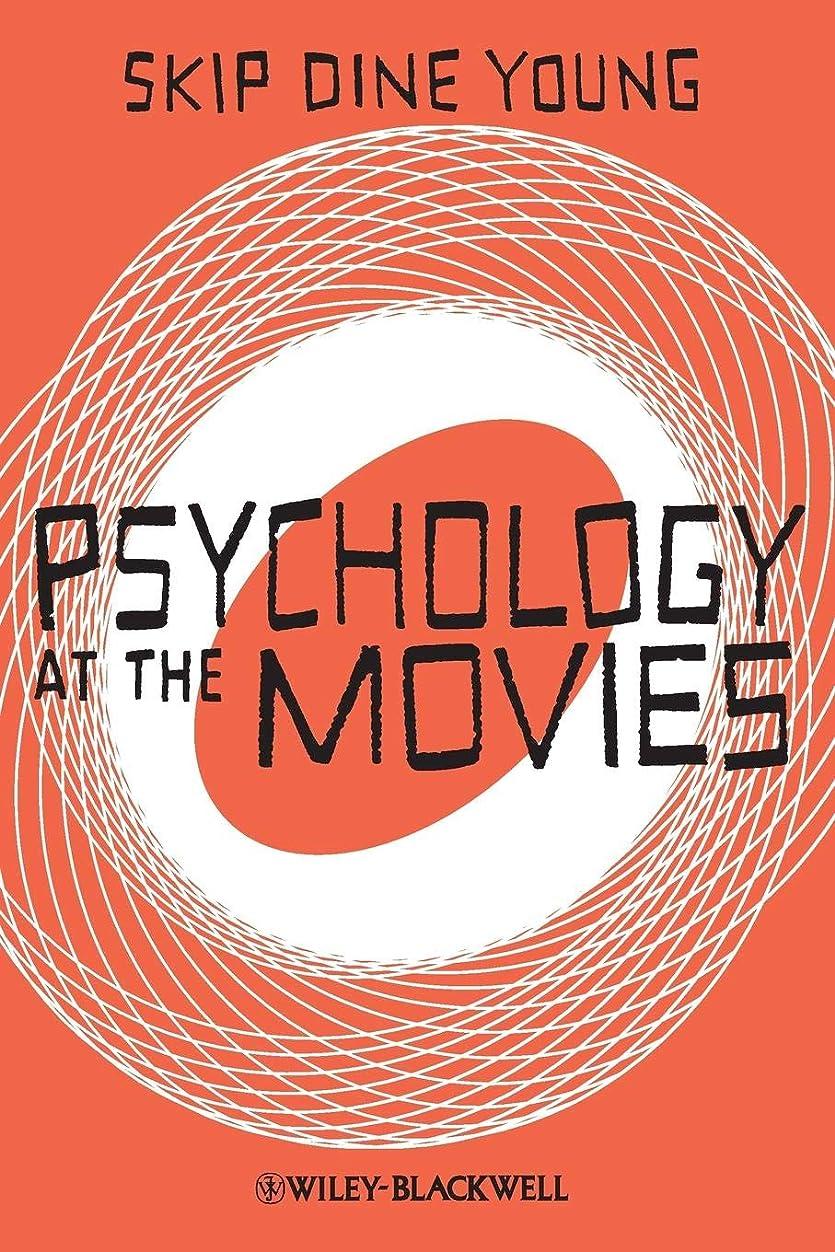 交渉するロータリー暗殺するPsychology at the Movies (Wiley Series in Materials for)